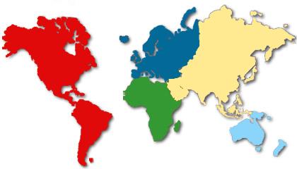 cartina_mondo Chambéry